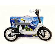Велобег 10 дюймов Cosmo bike (белый), 11-014 БЕЛ, игрушка