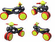 Детский велобег для первых шагов, 11-008, отзывы