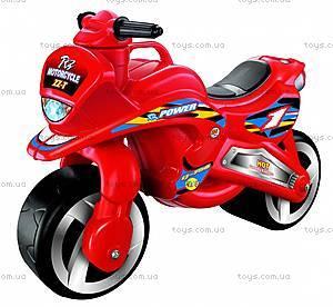 Велобег Motobike, красный, U-058R