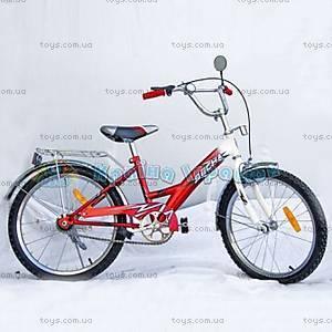Велосипед 2-х колесный «Десна», красный, 102004