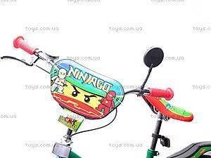 Велосипед 2-х колесный Ninjago, 131804, отзывы