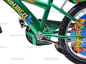 Велосипед 2-х колесный Ninjago, 131804, цена