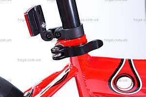 Велосипед двухколесный Cora 16 BMX, красный, RA-35-115, фото