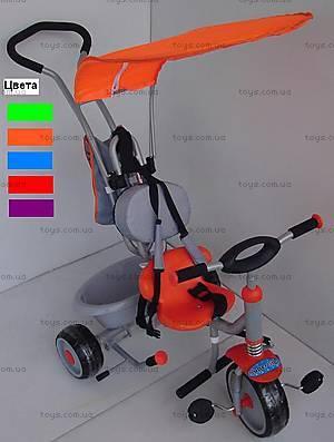 Велосипед 3-х колесный «Комфорт», оранжевый, TR39-ORANGE