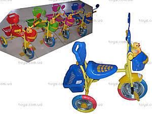 Велосипед 3-х колесный «Утенок», 2008