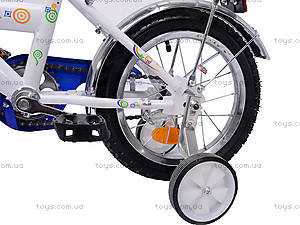 Детский велосипед «Аист» 12 дюймов, синий, 101202, отзывы
