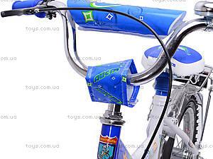 Детский велосипед «Аист» 12 дюймов, синий, 101202, цена