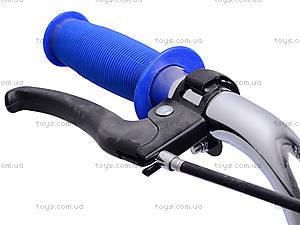 Детский велосипед «Аист» 12 дюймов, синий, 101202, игрушки