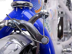 Детский велосипед «Аист» 12 дюймов, синий, 101202, Украина