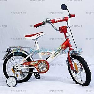 Велосипед «Аист», 14 дюймов, красный, 101401