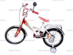 Велосипед «Аист», красный, 101601