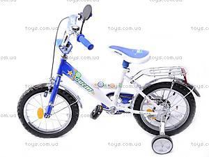 Велосипед «Аист», синий, 101402