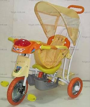 Велосипед Baby Trike, оранжевый, 300-2