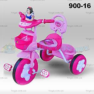 Велосипед «Белоснежка», 900-16