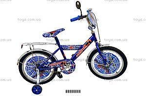 Велосипед «Человек-паук», 18 дюймов, 18-YS7463