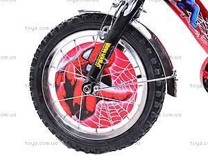 Велосипед «Человек Паук», красно-черный, 14SM RED-BLAC, отзывы