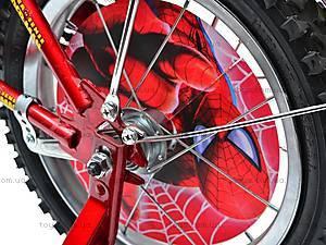 Велосипед «Человек Паук», красно-черный, 14SM RED-BLAC, цена