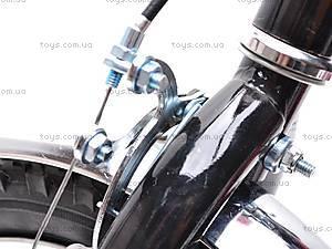 Велосипед «Человек Паук», красно-черный, 14SM RED-BLAC, игрушки