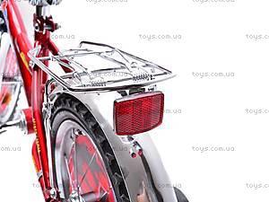 Велосипед «Человек Паук», красно-черный, 14SM RED-BLAC, детские игрушки