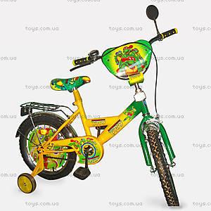 Велосипед «Черепашки-ниндзя», 16 дюймов, 121612