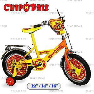 Велосипед «Чип и Дейл», 14 дюймов , 121410