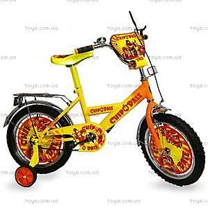 Велосипед «Чип и Дейл», 16 дюймов, 121613