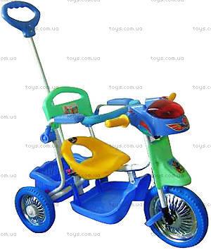 Велосипед Comfort, синий, 101