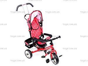 Велосипед детский, 3-х колёсный, XG18919-T16-6, фото