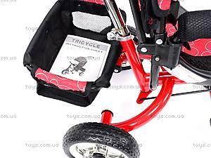 Велосипед детский, 3-х колёсный, XG18919-T16-6, отзывы