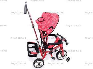 Велосипед детский, 3-х колёсный, XG18919-T16-6, toys.com.ua