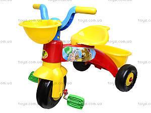 Велосипед детский «Киндер Байк», 10-001, фото