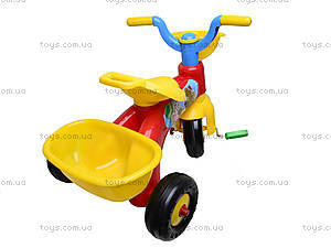 Велосипед детский «Киндер Байк», 10-001, игрушки