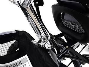 Велосипед детский с бампером, серый, XG18919-T16-5, игрушки