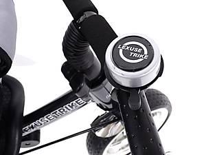 Велосипед детский с бампером, серый, XG18919-T16-5, магазин игрушек