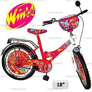 Велосипед для девочек Winx, 131802