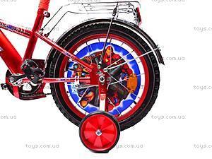 Велосипед двухколесный Marvell Heroes, 131405, фото