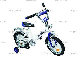 Велосипед Explorer, белый с синим, BT-CB-0027