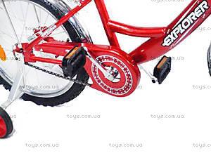 Велосипед Explorer, красный, BT-CB-0033, купить