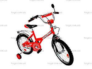 Велосипед Explorer, оранжевый с черным, BT-CB-0037