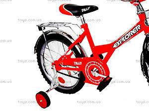 Велосипед Explorer, оранжевый с черным, BT-CB-0037, купить