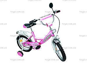 Велосипед Explorer, розовый, BT-CB-0031