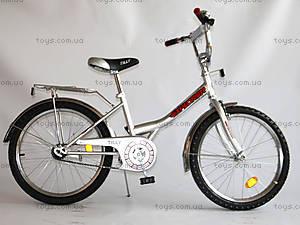 Велосипед Explorer, серебристый, BT-CB-0038