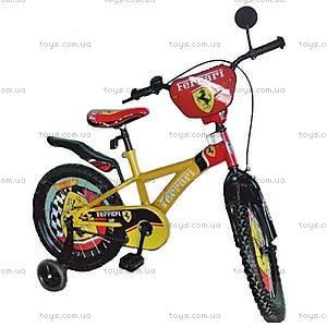 Велосипед Ferrari, 20 дюймов, 112001