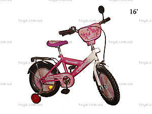 "Велосипед «Фея», 16 дюймов BT-F, 16""Y RED+WHIT"