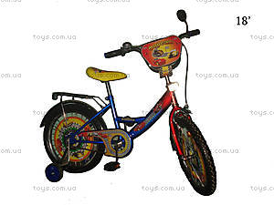 "Велосипед «Форсаж», 18 дюймов (A), 18""A BLUE+RED"