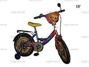 "Велосипед «Форсаж», 18 дюймов (HT), 18""HT BLUE+RE"
