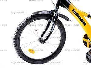 Велосипед Hummer, 20 дюймов, 112002, отзывы