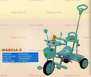 Велосипед интерактивный «Чебурашка», 209