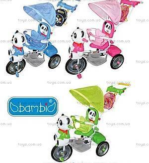 Велосипед-коляска «Панда», A 23-5