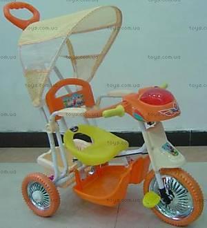 Велосипед «Комфорт», оранжевый, 300-1